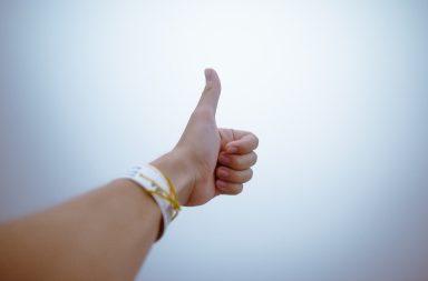 ok thumb up